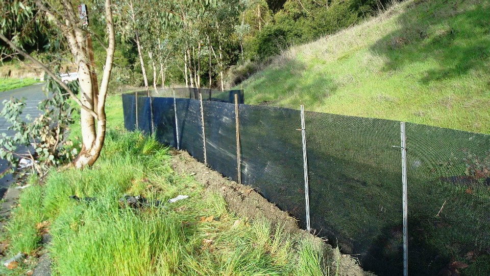 Special Status Species Barriers Wildlife Exclusion Fences
